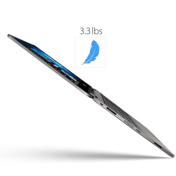 "ASUS VivoBook Flip 14 2-in-1 Convertible Laptop, 14"" HD-"