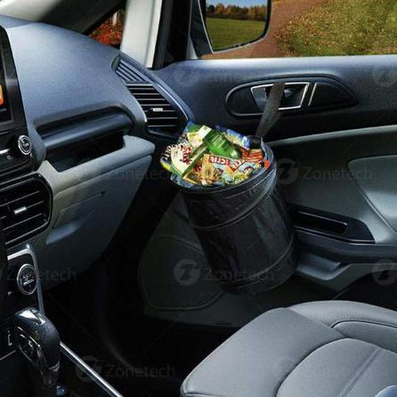 Universal Traveling Portable Car Trash Can - 2 Set-Daily Steals