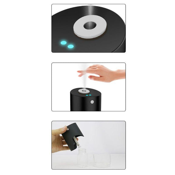 Automatic Alcohol Spray Sanitizer-