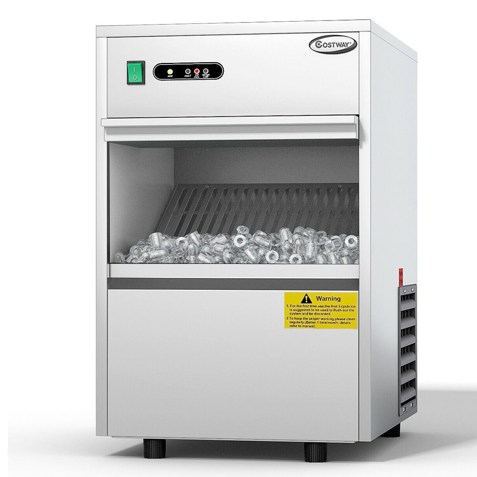 Automatic Ice Maker With 58lbs/24h Productivity