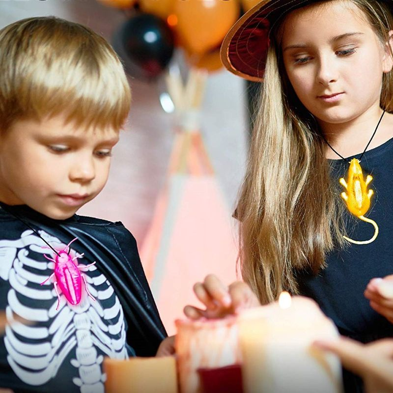 20 Halloween Party Favors Plus 40 Glow Sticks-Daily Steals