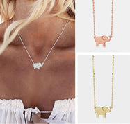 Beautiful & Stylish Animal Drop Necklace-Daily Steals