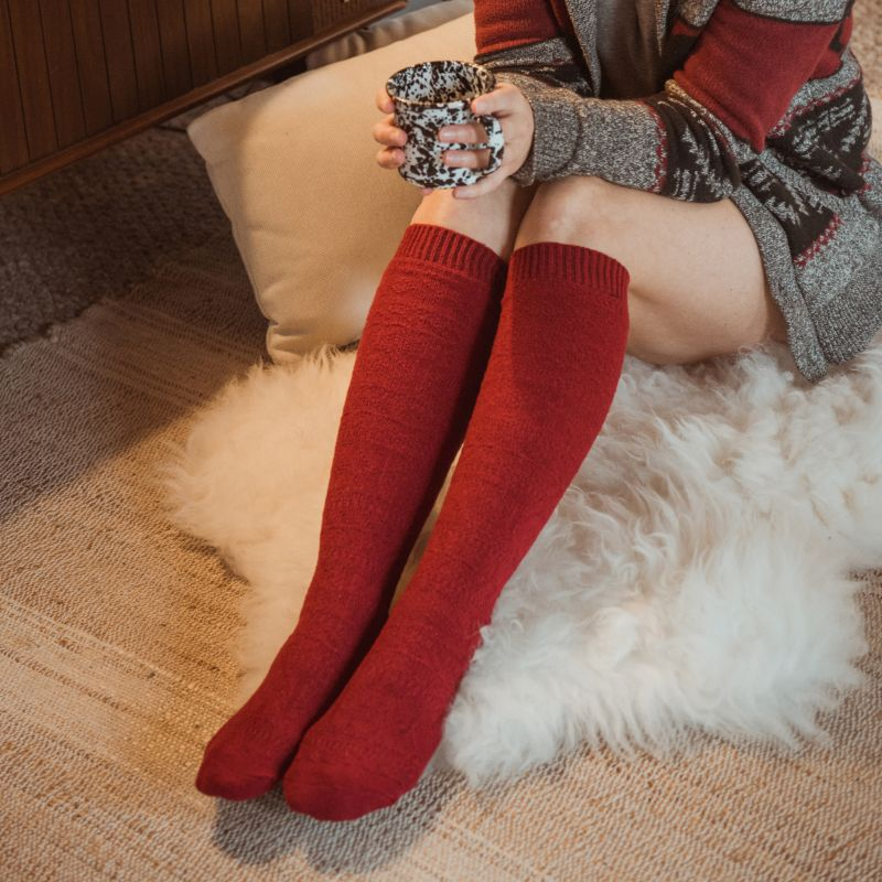 Women's Knee High Socks by Muk Luks - 3 Pack-Daily Steals