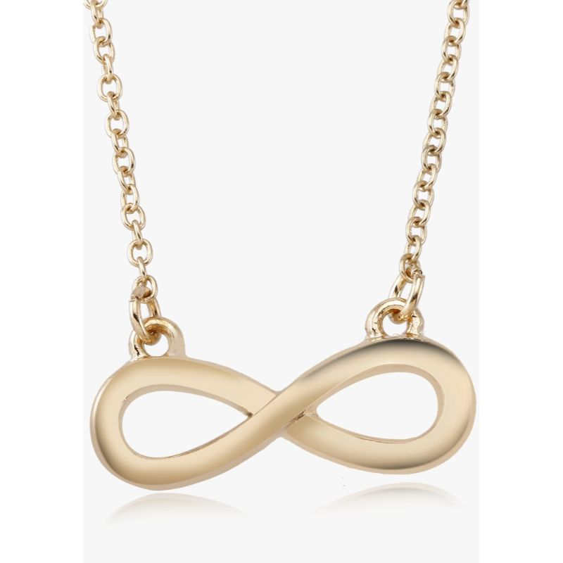 Infinity Drop Necklace