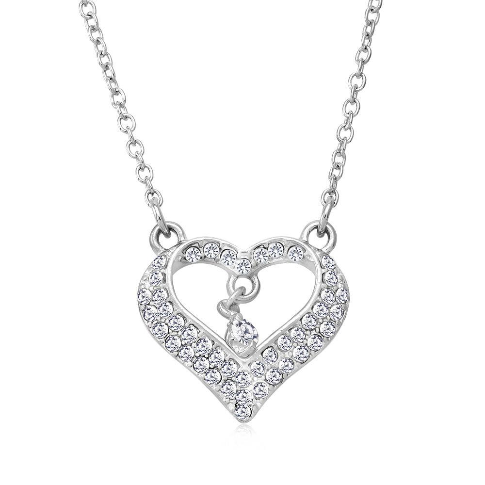 Heart Necklace Giftboxed Collection-Style 5-Daily Steals