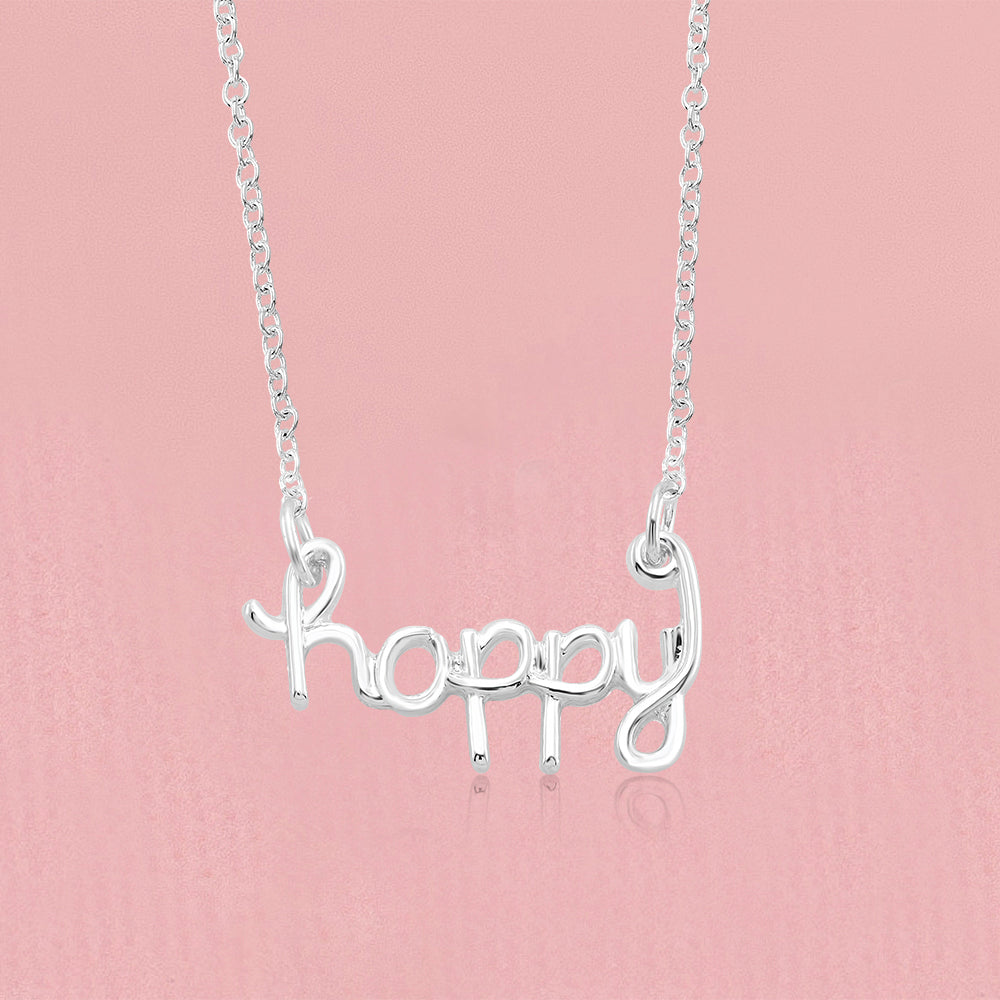 Inspirational Word Necklaces - Assorted Styles-Daily Steals