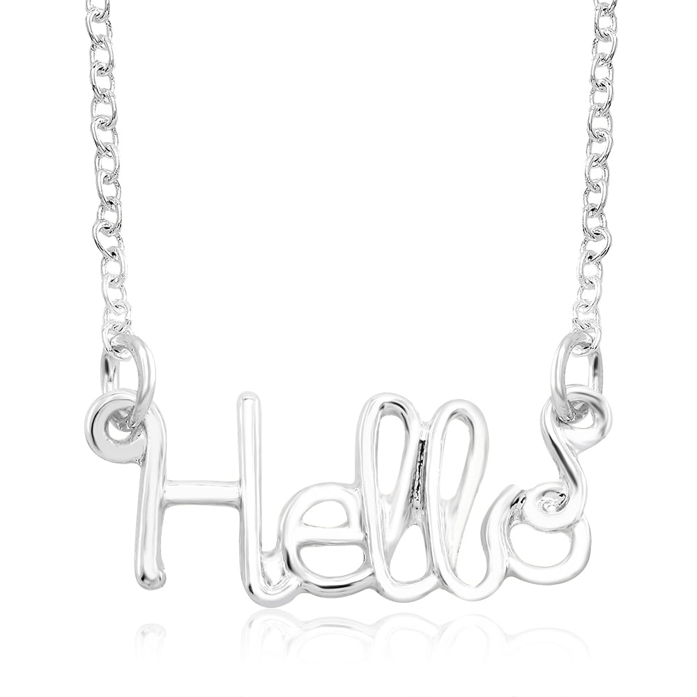 Inspirational Word Necklaces - Assorted Styles-Hello-Daily Steals