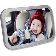 Baby Car Mirror af CarCoo-Grey-