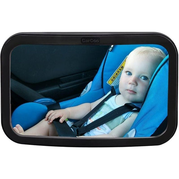 Baby Car Mirror af CarCoo-Black-