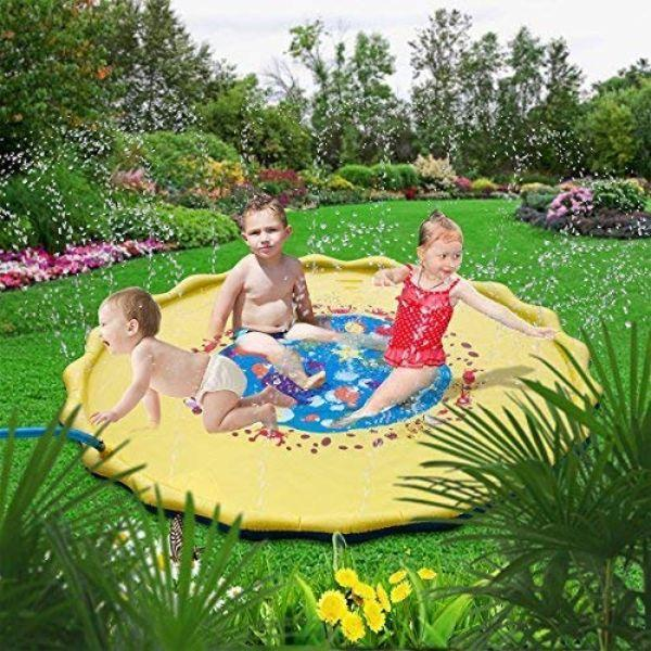 Daily Steals-Baby Water Splash Mat-Outdoors and Tactical-