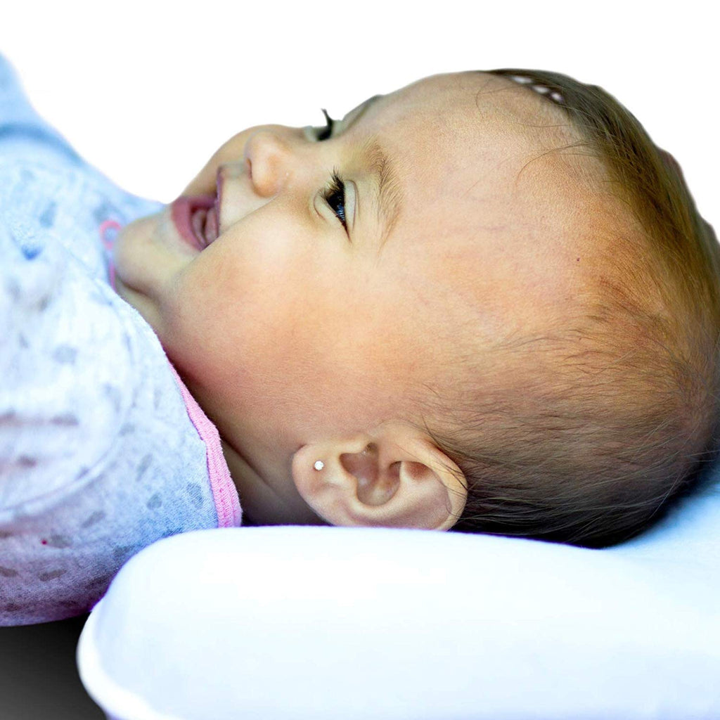 Memory Foam Baby Head Shaping Pillow-Daily Steals