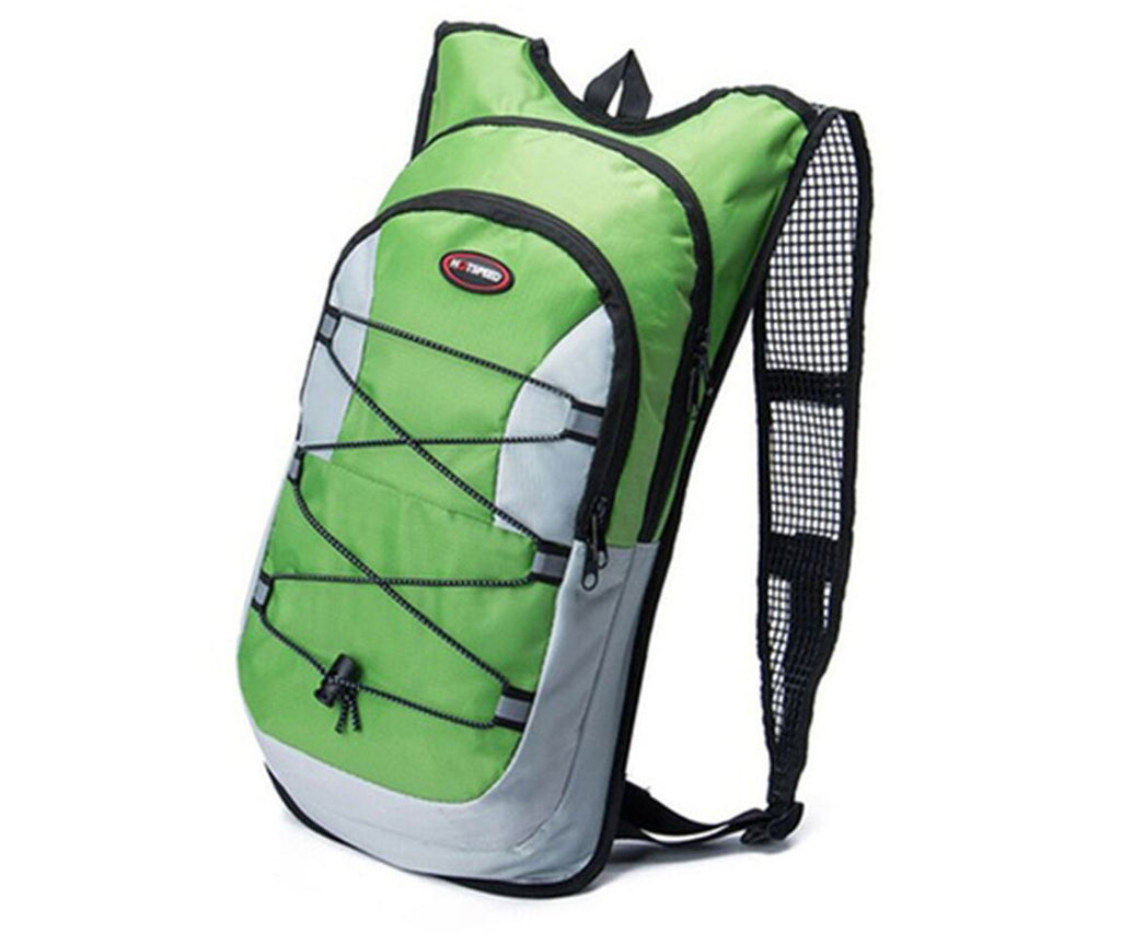 Outdoor Sports Multi Purpose Hydration Backpack-Green-Daily Steals