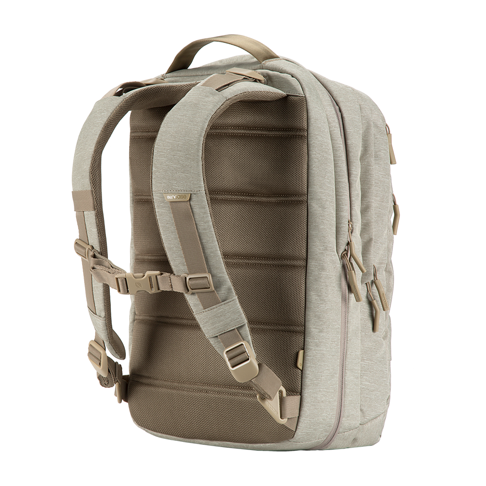 Daily Steals-InCase Designs City Commuter Backpack with Padded Laptop Compartment-Accessories-