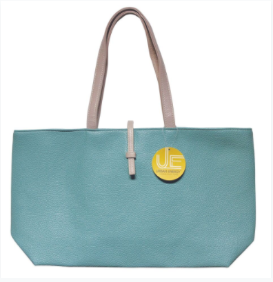 Urban Energy Crosstown Tote With Slip-Through Strap-Daily Steals