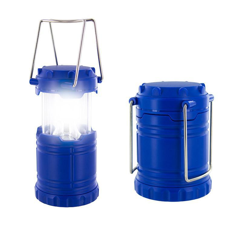 BAM Mini Lantern Collapsible Ultra-Bright LED Light - 3 Pack-Daily Steals