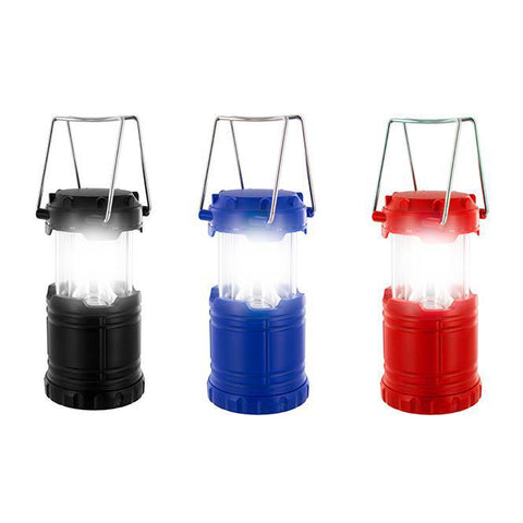 Daily Steals-BAM Mini Lantern Collapsible Ultra-Bright LED Light - 3 Pack-Home and Office Essentials-