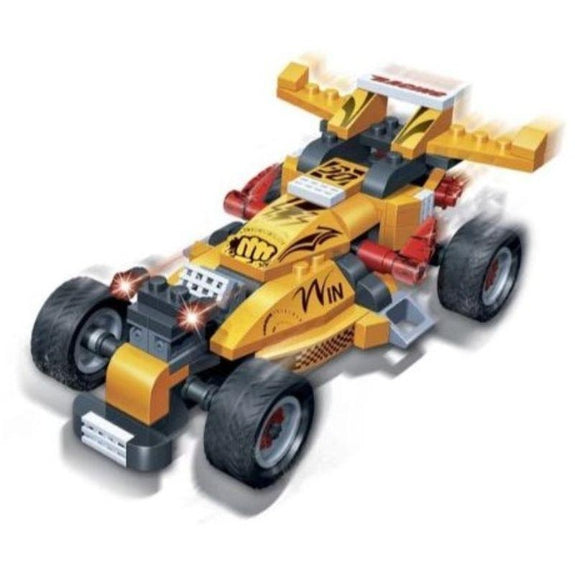 BanBao Building Set Pull-Back Race Car-Invincibility-Daily Steals