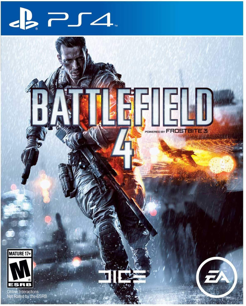 Daily Steals-Battlefield 4 - Playstation 4 Standard Edition-VR and Video Games-