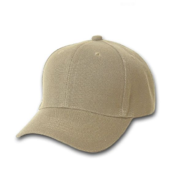 Solid Unisex Baseball Caps - Adjustable Plain Hat - 4 Pack-Tan-Daily Steals