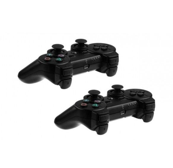 Bluetooth Controllers for Sony PlayStation 3 Wireless - 2 Pack-Daily Steals