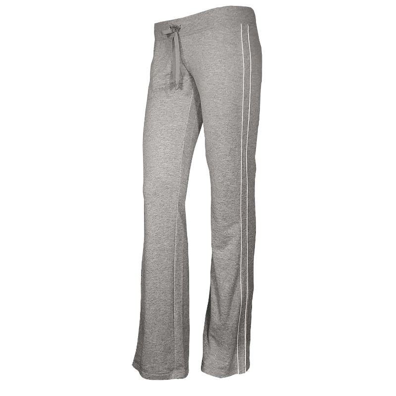 Women's French Terry Comfy Sweatpants - 1 or 2 Pack-Heather Grey-1 Pack-XL-Daily Steals