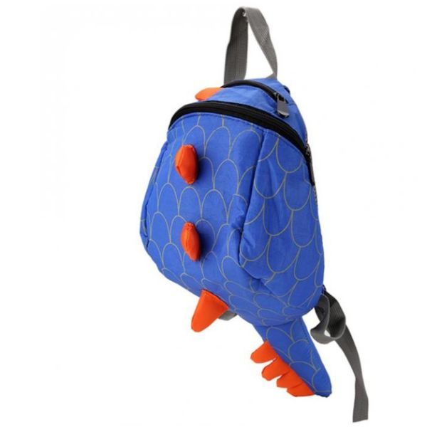 Dinosaur Backpack-Blue-Daily Steals