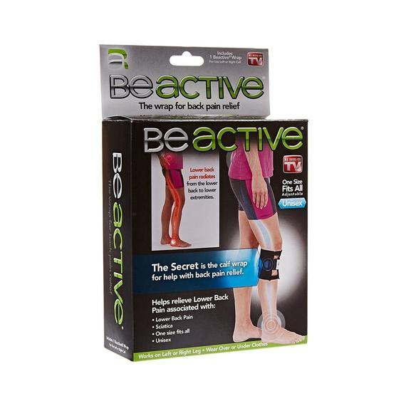 Daily Steals-BeActive FDA-Approved Acupressure Brace for Relieving Lower Back Pain - 2 Pack-Fitness and Wellness-