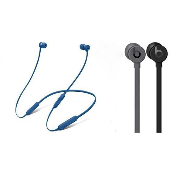 Beats by Dr. Dre BeatsX Wireless Headphones with RemoteTalk Controls-Blue-Daily Steals