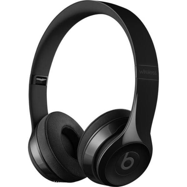 Daily Steals-Beats by Dr Dre Solo3 Wireless On-Ear Headphones-Headphones-Gloss Black-