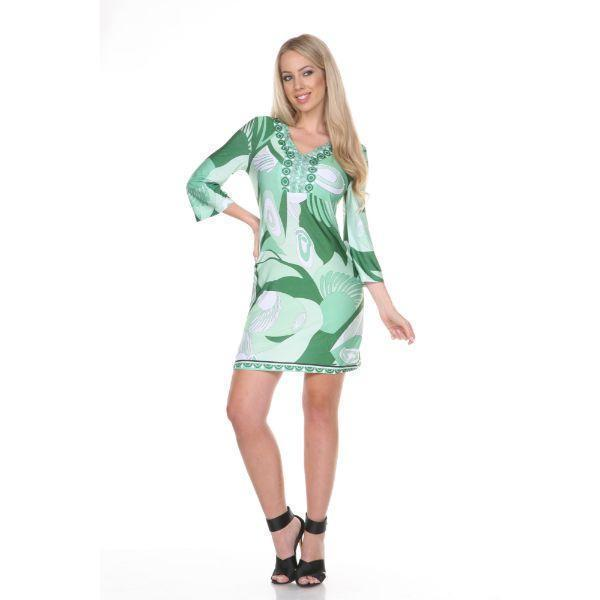 Daily Steals-Belinda Dress-Vêtements pour dames-Green-S-