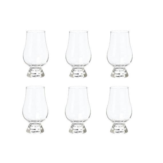Daily Steals-Bellemain 6 Oz Crystal Whisky Glasses - Set of 6-Headphones-