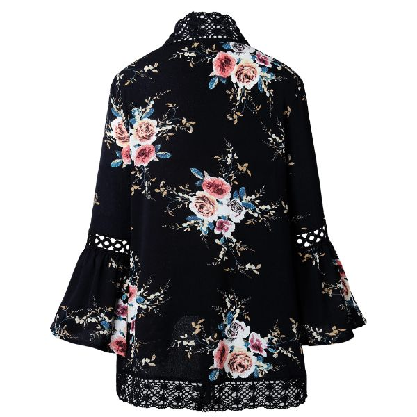 Stylish & Comfortable Bell Sleeve Cardigan-Daily Steals