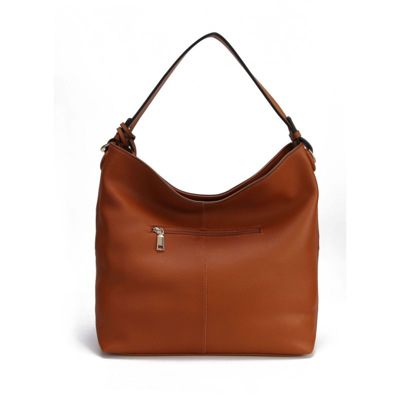 Belmey Hobo Vegan Leather Handbag by MKF-Daily Steals