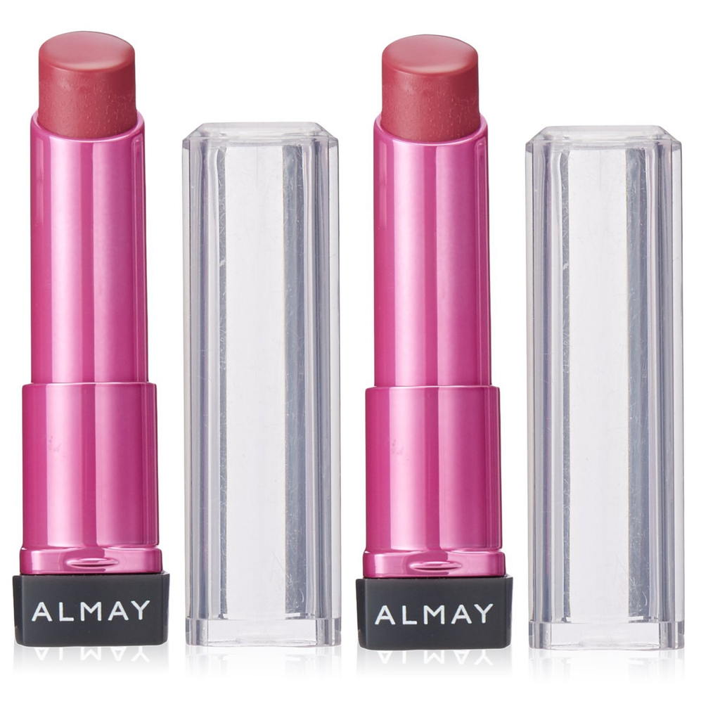 [2-Pack] Almay Smart Shade Butter Kiss Lipstick-10 Berry - Light-Daily Steals