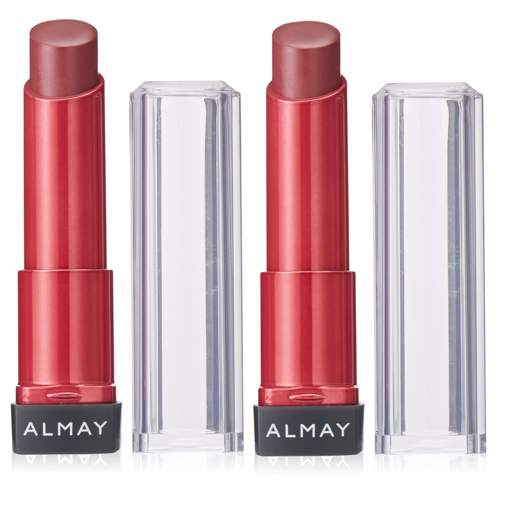 [2-Pack] Almay Smart Shade Butter Kiss Lipstick-90 Berry - Medium-Daily Steals