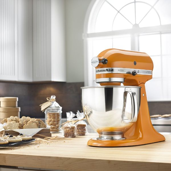 KitchenAid Artisan Series 5-Qt. Stand Mixer with Pouring Shield - 6 Colors-Daily Steals