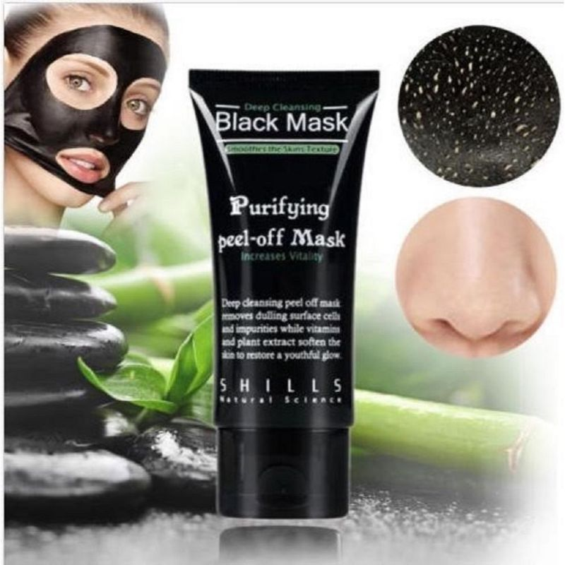 Black Head Remover Peel Off Mask-Daily Steals