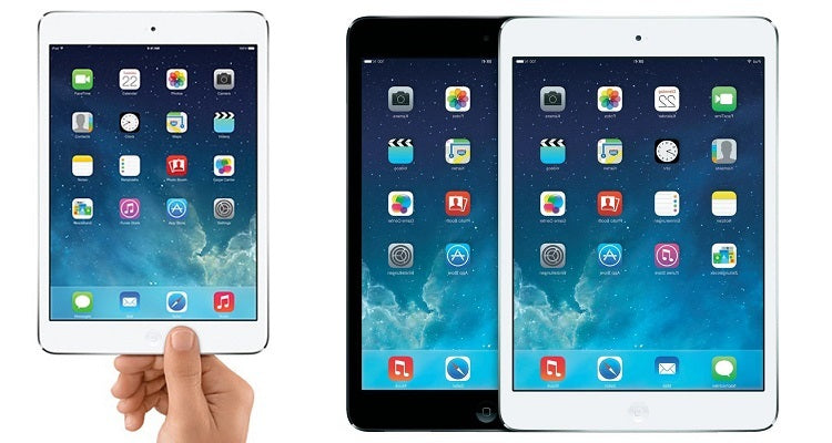 Apple iPad Mini 2 16GB with Wi-Fi and Retina Display- 2 Colors