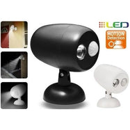 Cordless LED Outdoor Spotlight with Motion Sensor - 2 Colors-Daily Steals