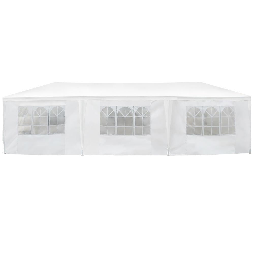 Oxgord Outdoor Party Tent Gazebo with Removable Side Walls - 2 Sizes-10x20-Daily Steals