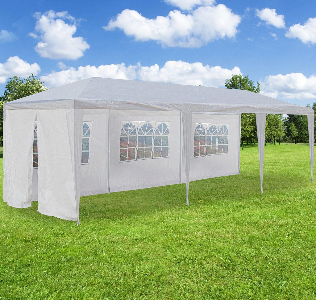 Oxgord Outdoor Party Tent Gazebo with Removable Side Walls - 2 Sizes-Daily Steals