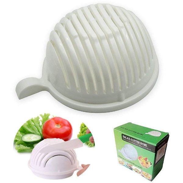 60 Second Salad Cutter Bowl-Daily Steals