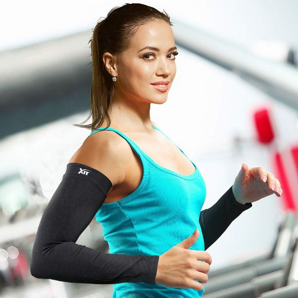 Cooling Sport Sleeves for Sports - 1 Pair-Daily Steals