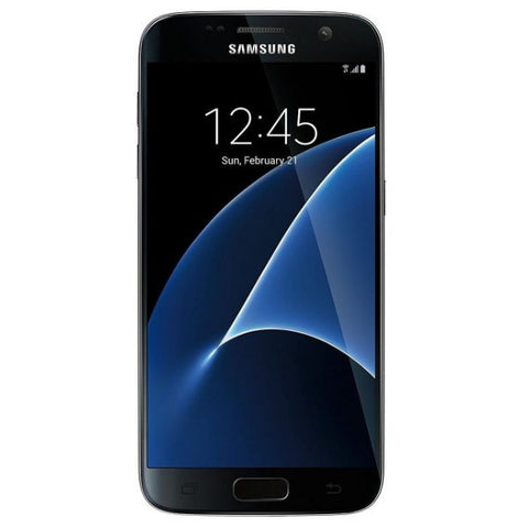 Daily Steals-Samsung Galaxy S7 G930V 32GB Verizon + GSM Unlocked Smartphone-Cellphones-Black Onyx-