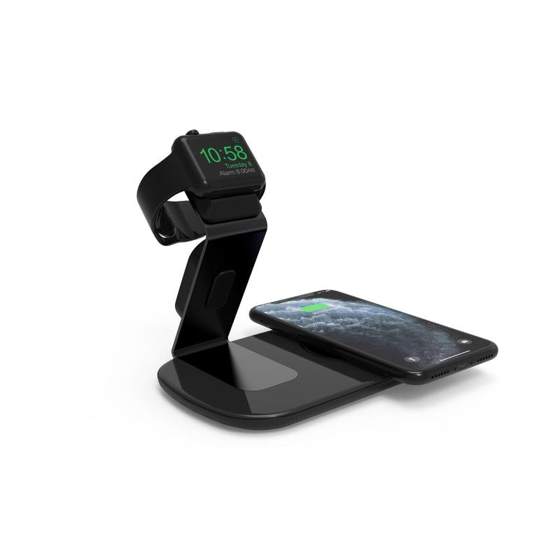 Wireless Charging Dock: Qi Wireless Charging Pad with Apple Watch Dock-Daily Steals