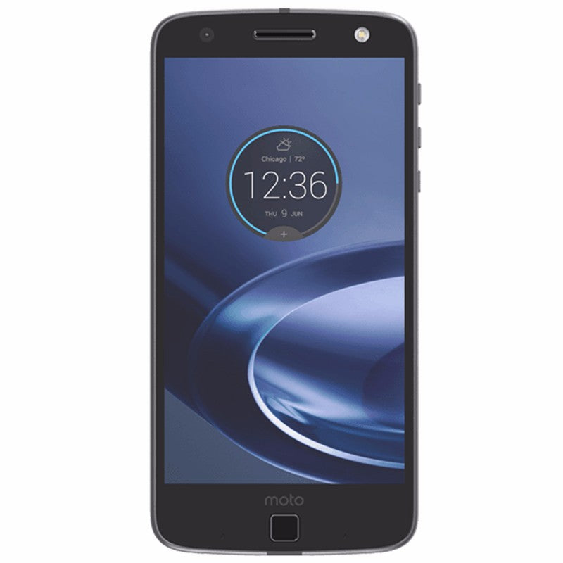 Motorola Moto Z Force Droid 32GB Smartphone (Verizon and GSM Unlocked)-Black and Lunar Grey-Daily Steals