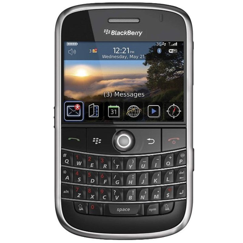 BlackBerry Bold 9000 GSM Unlocked Phone-Black-Daily Steals