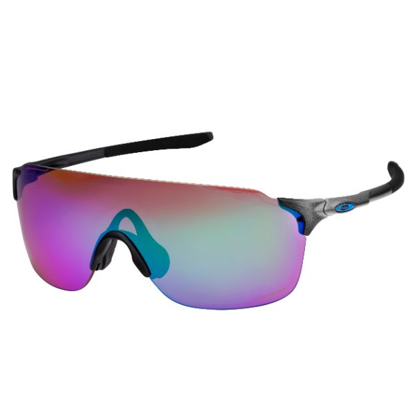 Oakley EVZero Stride Sunglasses Steel Prizm Golf 9386-1038 Zero G30-Daily Steals