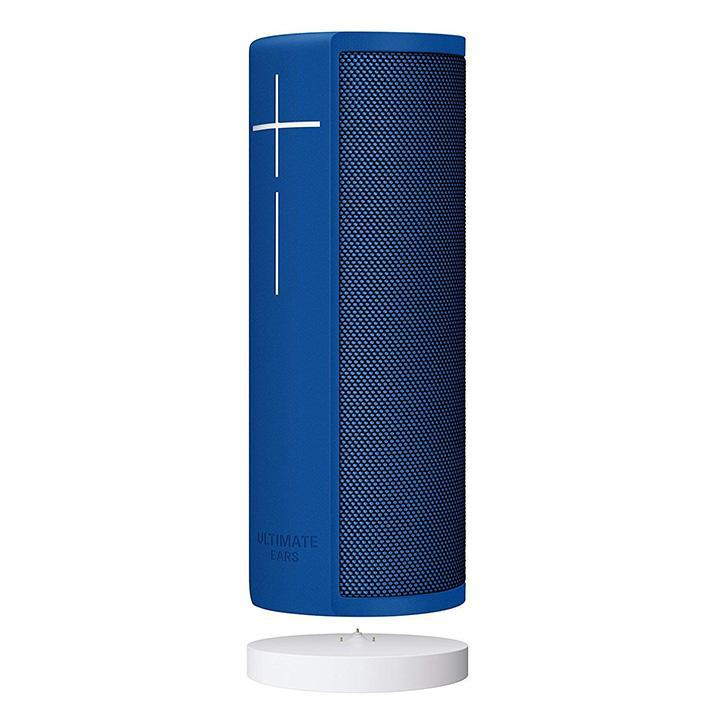 Haut-parleur Bluetooth portable MEGABLAST d'Ultimate Ears + Dock de chargement-BlueSteel-Daily Steals