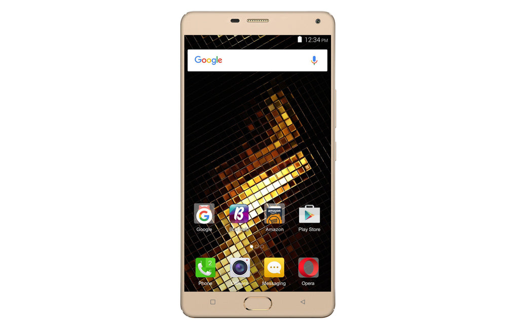 BLU Energy XL E0030UU Unlocked GSM Octa-Core Android 13MP Phone - Gold - New-Daily Steals